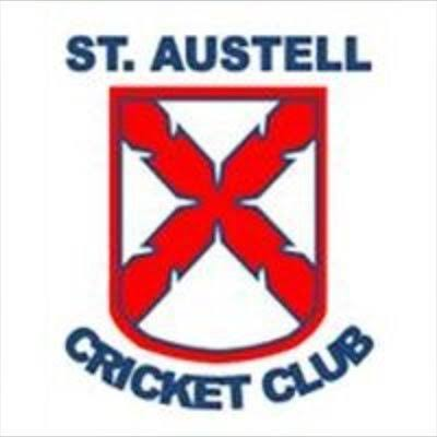 St Austell cricket club Logo