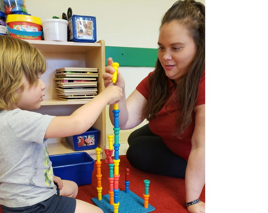 Ms. Philips , Preschool Teacher