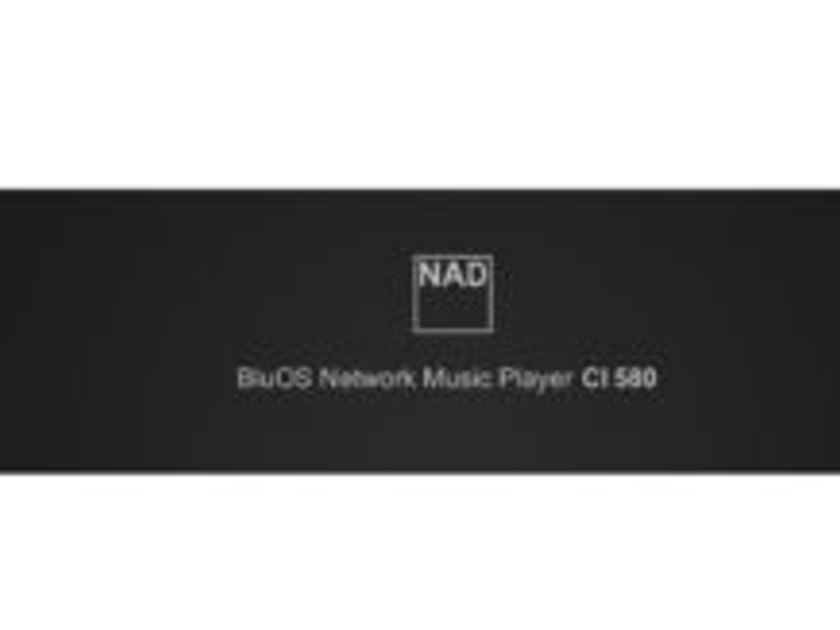 NAD CI 580 Rack-Mount, 4-Zone BluOs Network Music Player