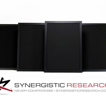 Synergistic Research UEF Acoustic Panels 4-pack