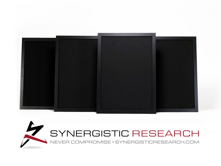 Synergistic Research UEF Acoustic Dots 10-pack - NEW - acoustic treatment for your listening room