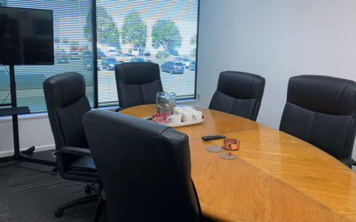 Boardroom with Free Parking at Bullrush HQ - 0