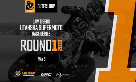 UtahSBA Supermoto RD1 | May 12th | Outer Loop
