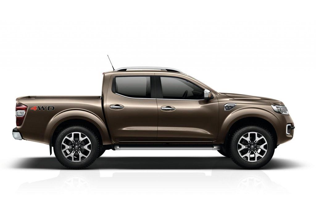 Renault Alaskan lateral