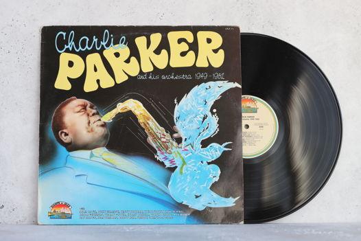 Виниловая пластинка Charlie Parker And His Orchestra – 1949-195