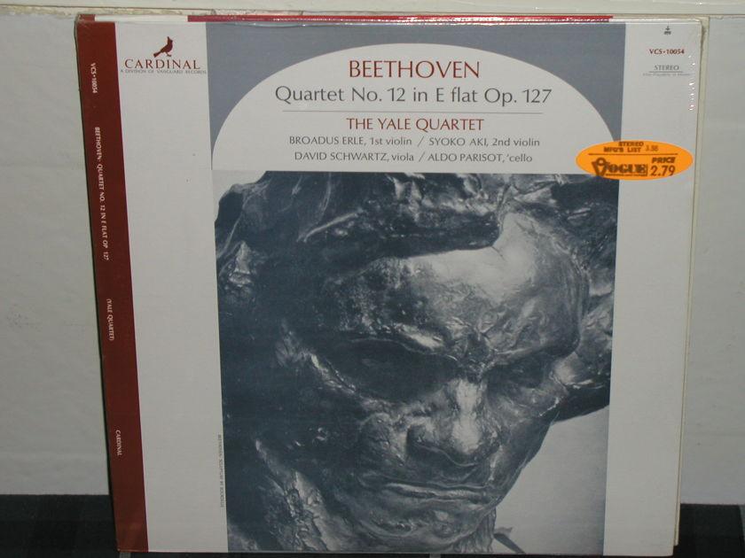 Yale Quartet - Beethoven Qt. 12 Still SEALED (pics)