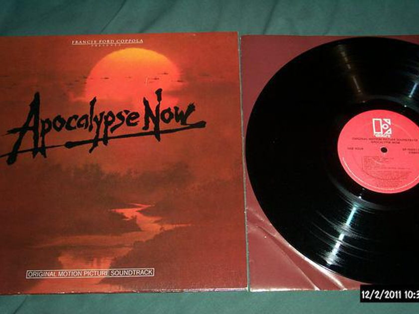 Soundtrack - Apocalypse Now 2 lp gatefold cover nm
