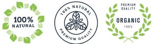 100% Natural Organic No GMO