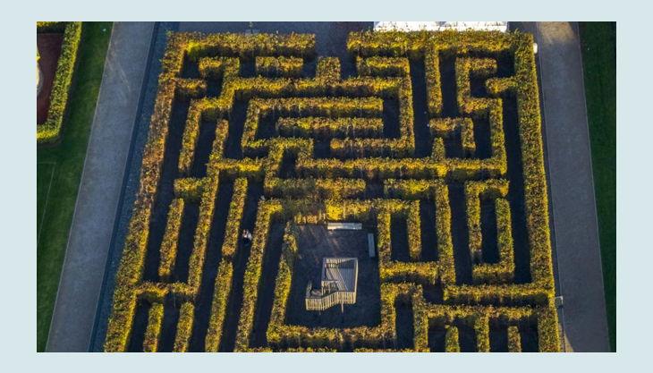 sauerlandpark hemer labyrinth
