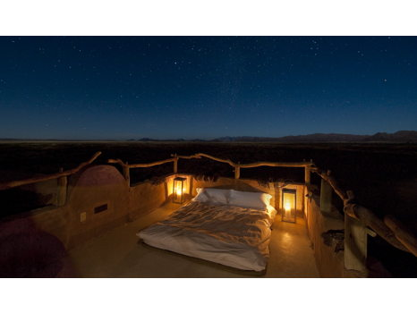 LIVE AUCTION PREVIEW:  Namibia Flying & Guided 12-Night Private Desert Safari