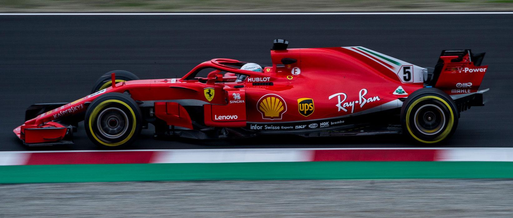 A Lenovo többéves együttműködést jelentett be a Scuderia Ferrarival Melbourne-ben