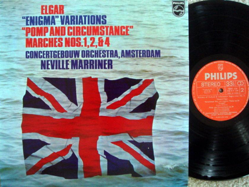Philips / MARRINER, - Elgar Enigma Variations, MINT!