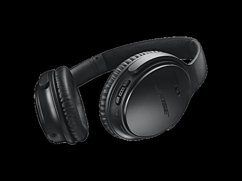 Bose QC35 Noice Cancelling BT Headphones