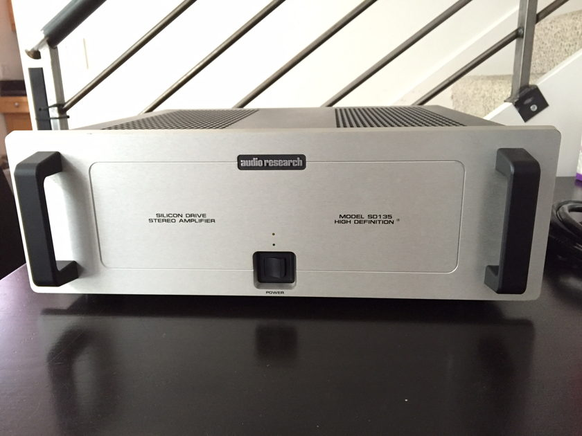 Audio Research SD-135 Amplifier
