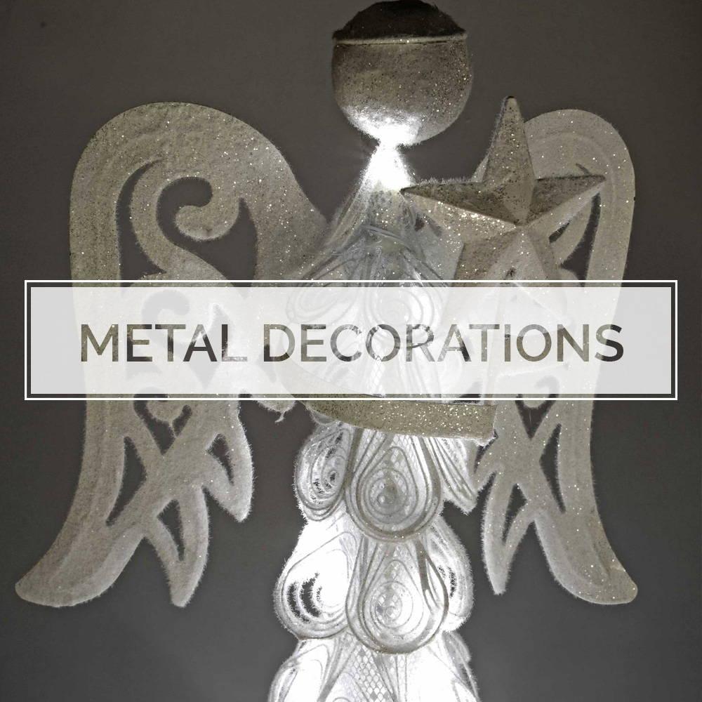 Metal Decorations