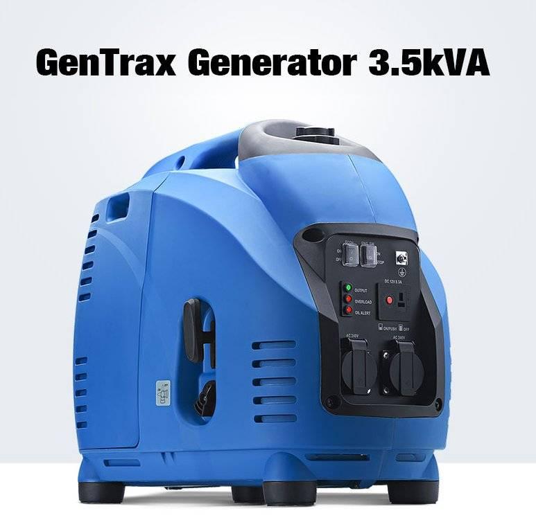 GenTrax Inverter Generator 3.5KW