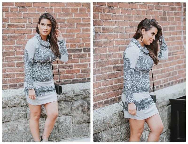 fashion-boho-trends-boho dress-classic boho dress-paisley gray dress-fall fashion