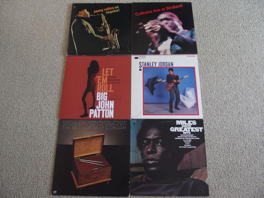 Assorted Jazz - Greats