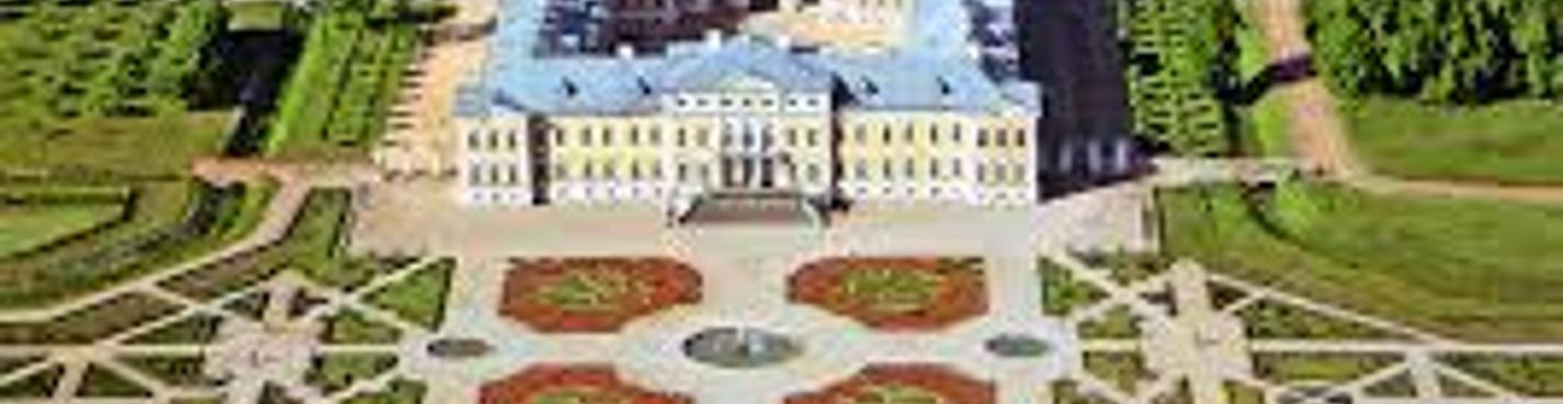 Рундале, Балтийская жемчужина