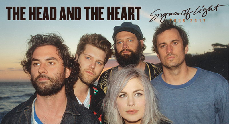 The Head And The Heart with Natalie Prass