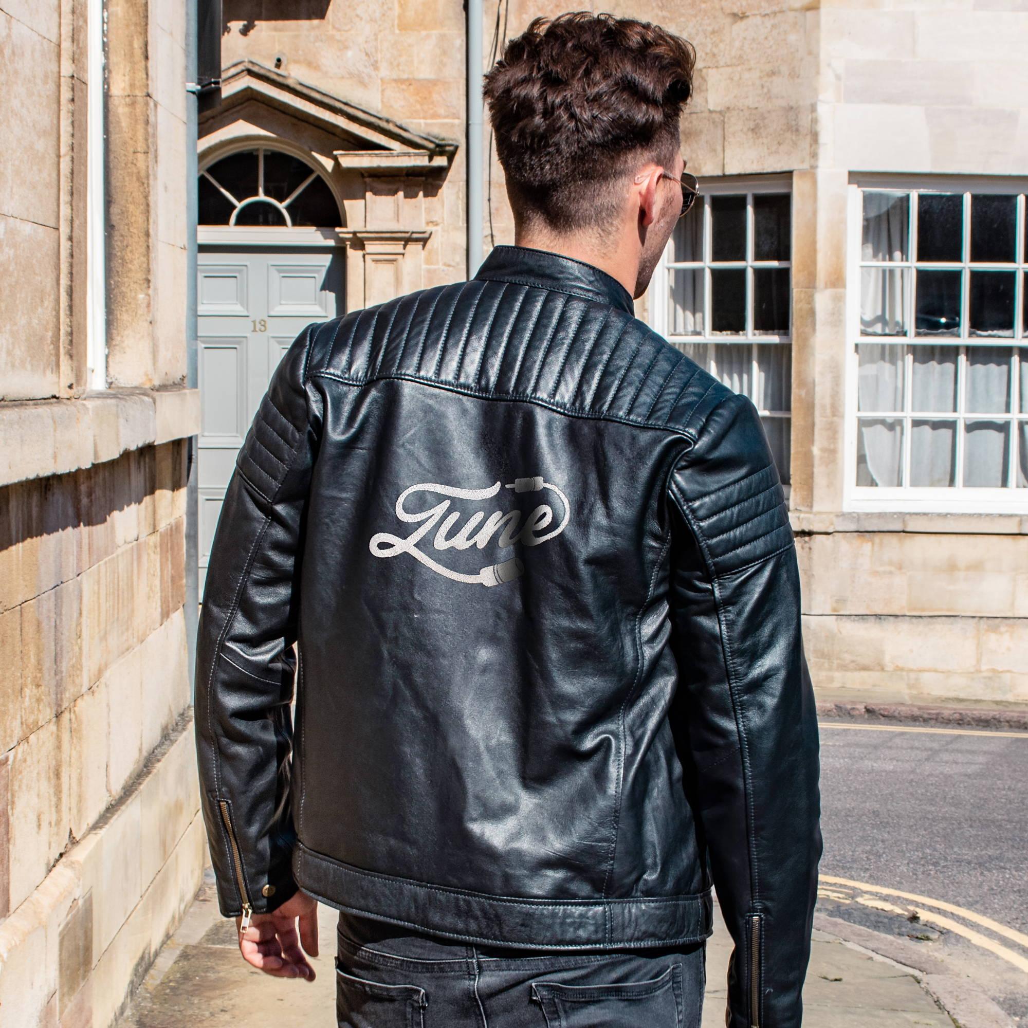 Branded Leather Jackets  - MAHI Leather
