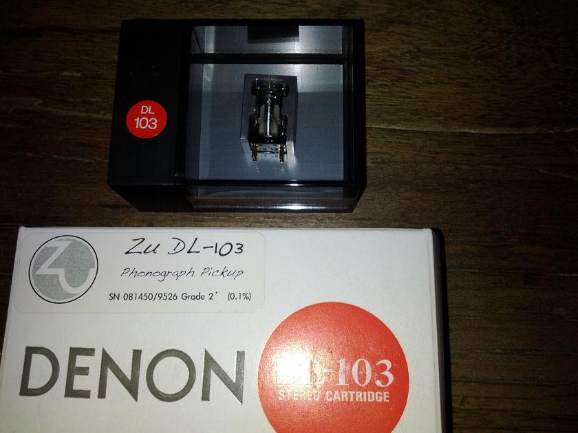 Zu Denon 103 Grade 2 Prime