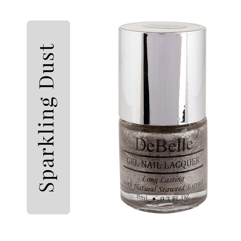 DeBelle Glitter Nail polish