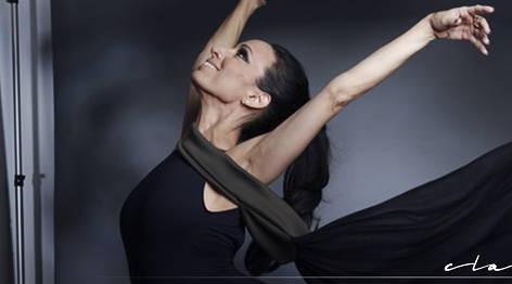 claudia mota, principal dancer with theatro municipal rio de janeiro