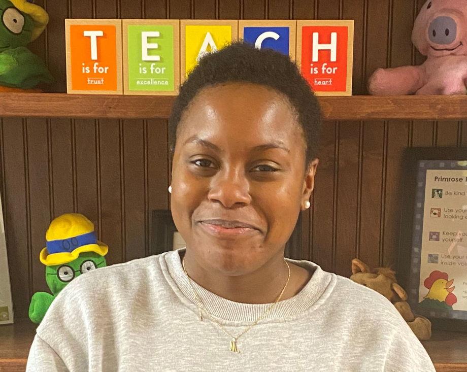 Ms. Madison Garrett , Infant Teacher