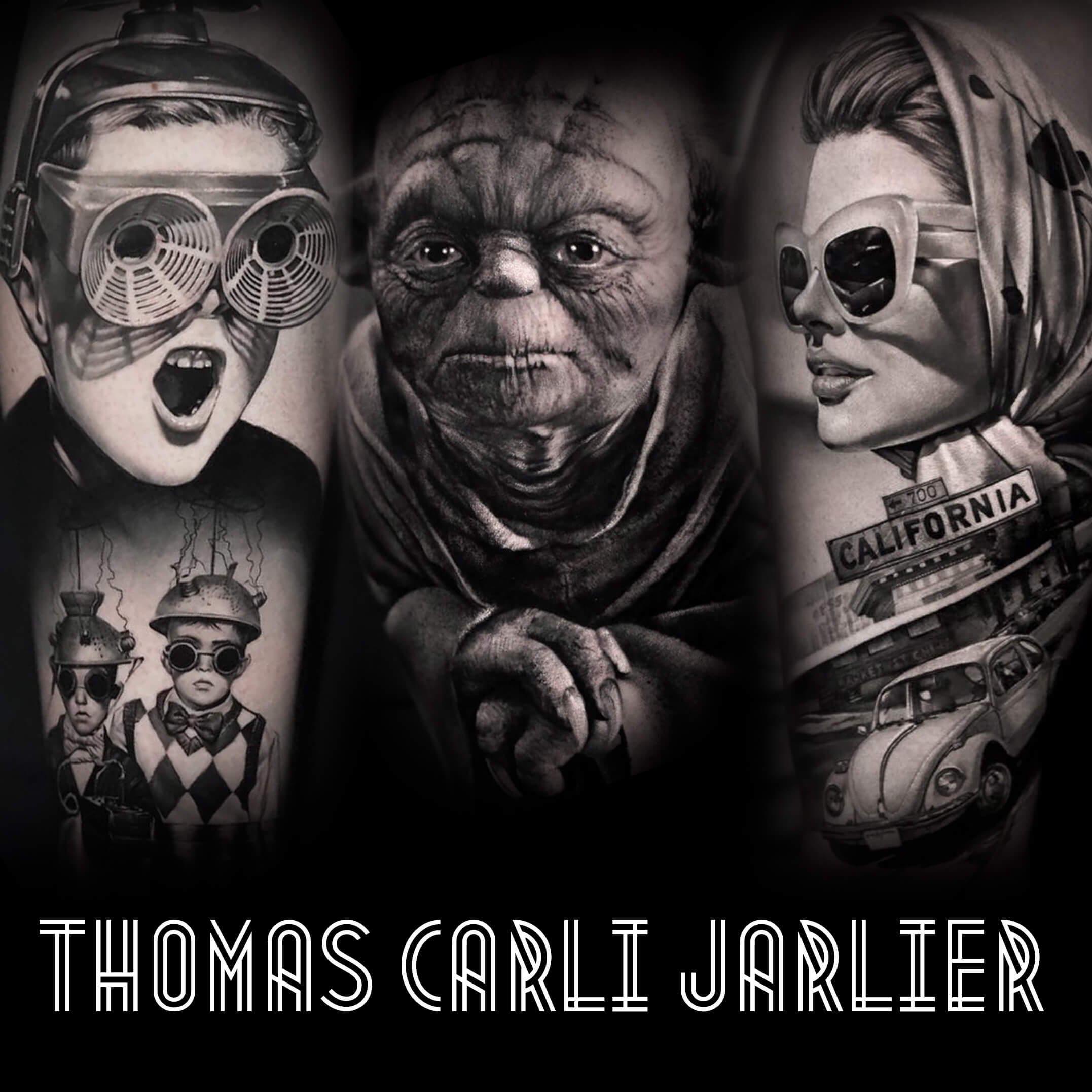 Thomas Carli Jarlier Pro Series Set