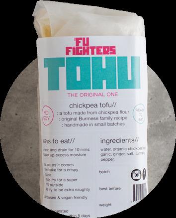 Supplier spotlight: 'Fu Fighters – Feast Box
