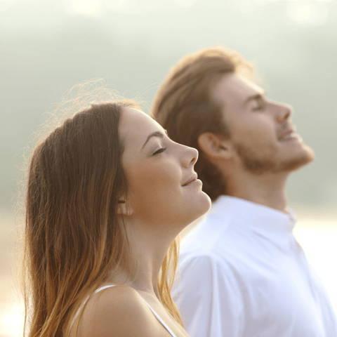 respiration sport et méditation