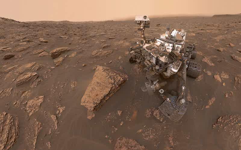 Women To Visit Mars?