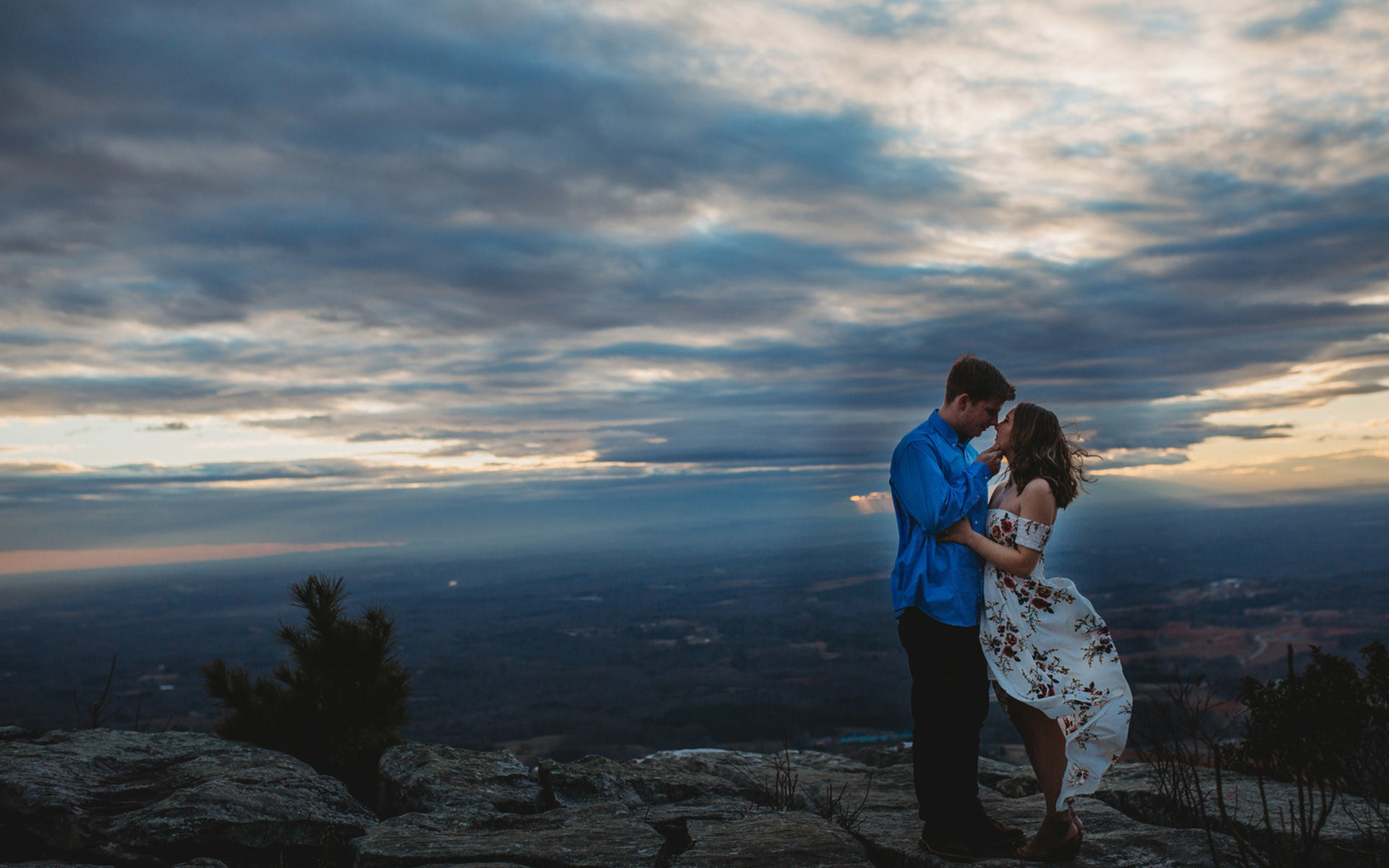 From a Magical Proposal to a Magical Engagement Shoot