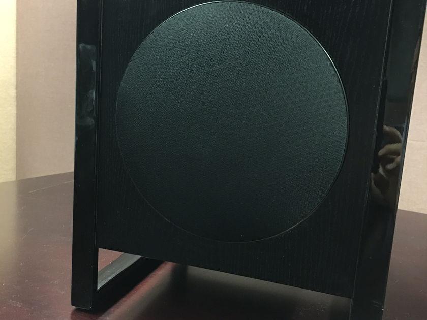 REL Acoustics T3 Subwoofer (Black Wood Finish)