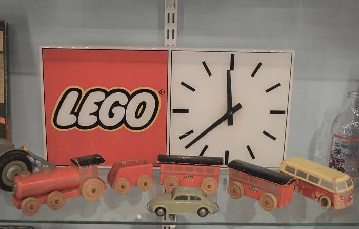 LEGO wooden toys