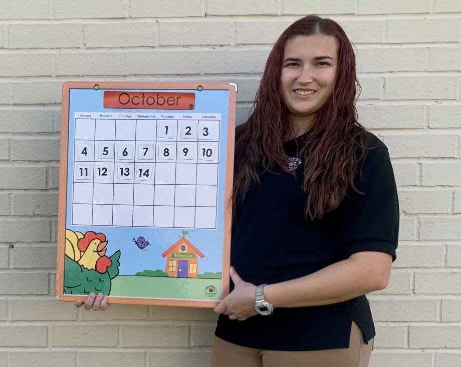 Ms. Ariel Hardy , Co - Lead Preschool 1 Teacher