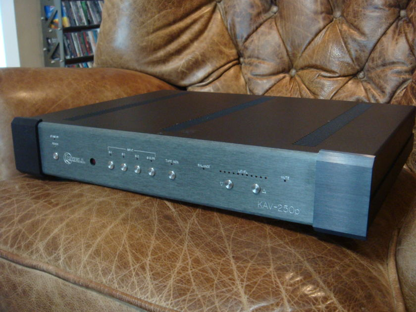 Krell KAV 250p  preamplifier, balanced XLR,  excellent condition