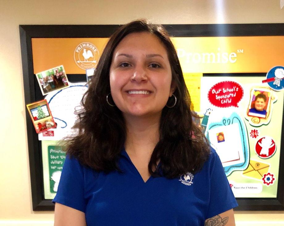 Megan Jackson , Preschool Pathways Teacher