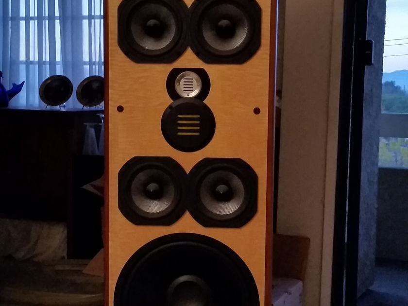 Legacy Audio Whisper XD'S with Wavelet (A BARGAIN!!)