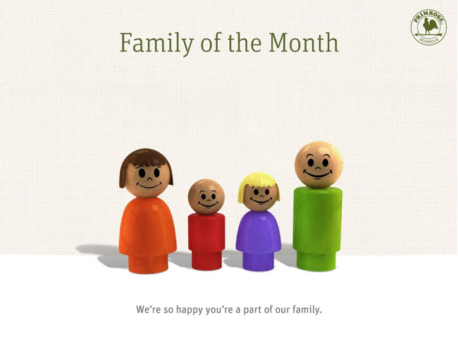 Meet Our Family of the Month