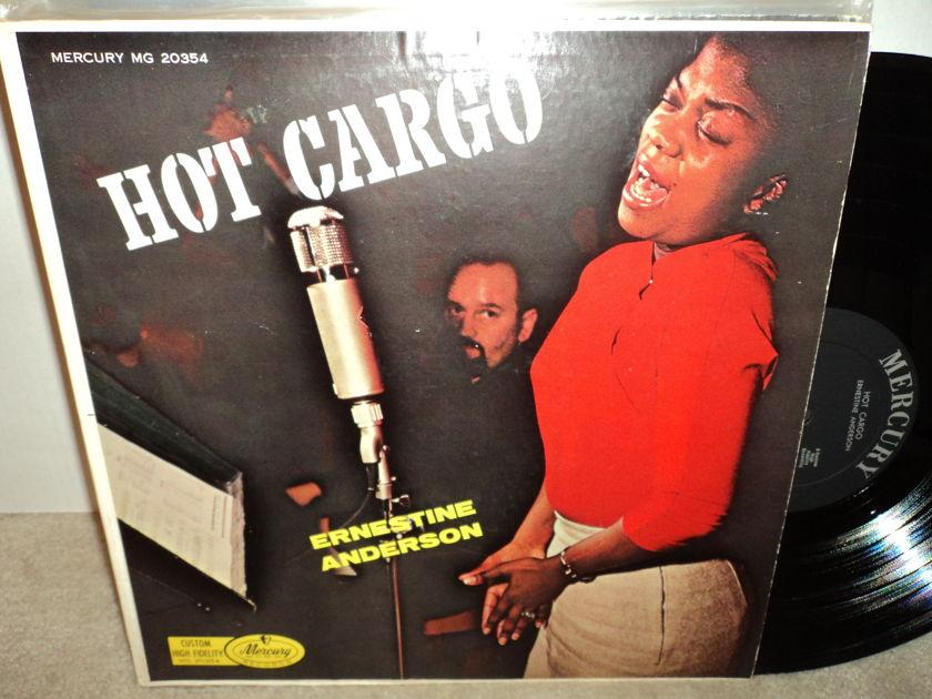 Ernestine Anderson  - Hot Cargo 1956 Mercury MG 20354