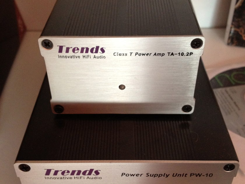Trends TA 10.2 and power supply trends TA10.2 and PW10