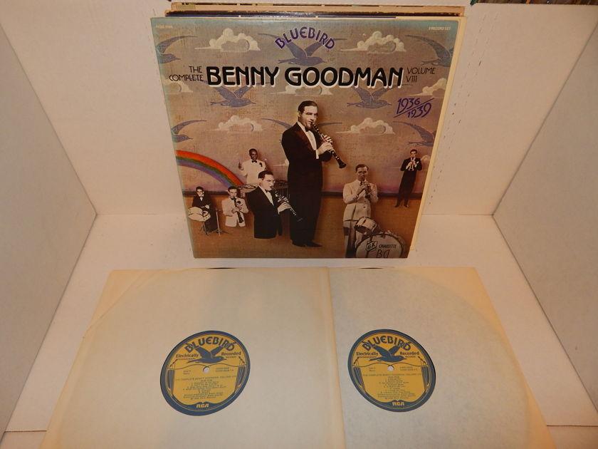 BENNY GOOD The Complete Volume III - 1936 - 1939 Bluebird Mono AXM2 5588 1980 Gatefold Mint 2 LP