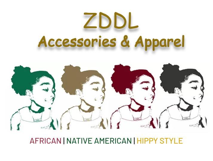 ZDDL Accessories & Apparel Logo