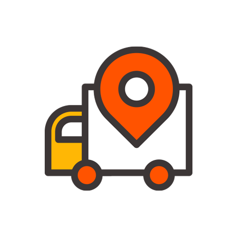 Barcode Automation System Workflow Process Step 5 Shipping