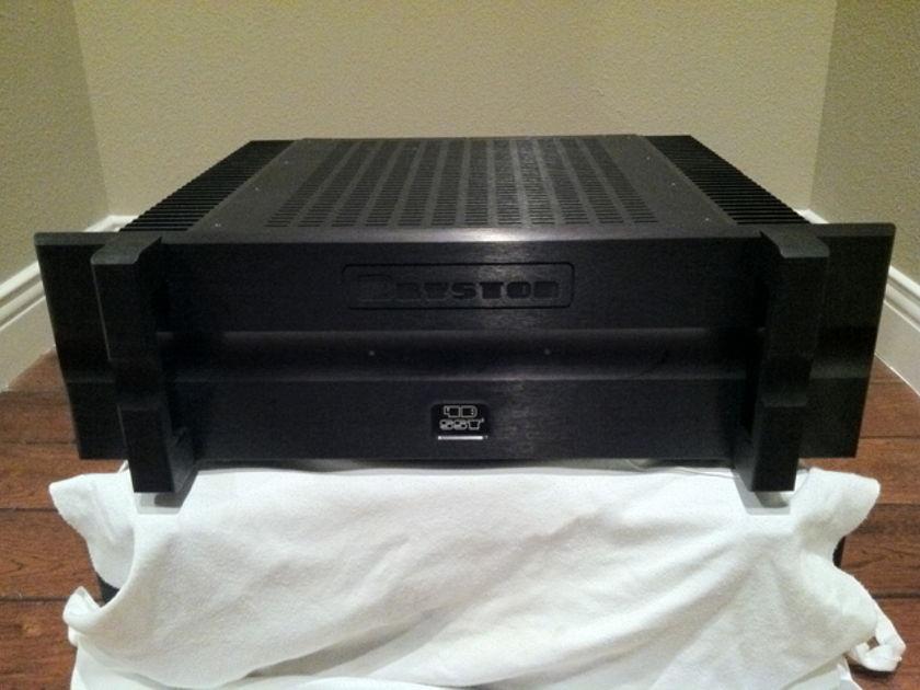 Bryston  4BSST2 2 Channel amp (black)