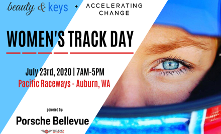 Women's Track Day at Pacific Raceways