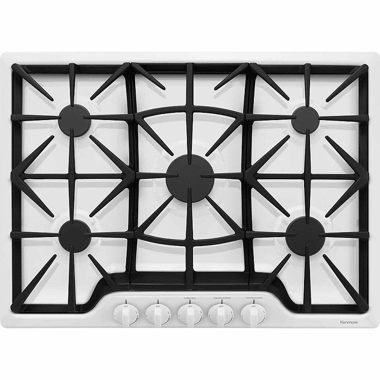 KENMORE 30″ COOKTOP WHITE
