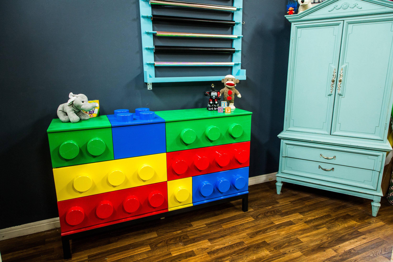 LEGO DIY cabinet
